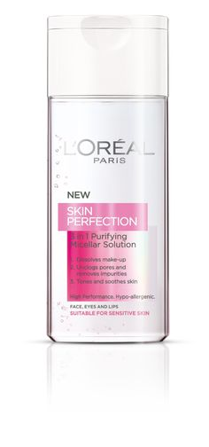 L'Oreal Paris Skin Perfection Micellar Water - been using for a week and have fallen in love with this product