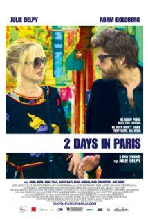 2 days in Paris - 2007 Directed by Julie Delpy. With Julie Delpy, Adam Goldberg, Daniel Brühl, Marie Pillet. Marion and Jack try to rekindle their relationship with a visit to Paris, home of Marion's parents -- and several of her ex-boyfriends. Julie Delpy, Paris Film, Paris Movie, Love Movie, I Movie, Panorama Berlin, Daniel Brühl, Two Days In Paris, Adam Goldberg