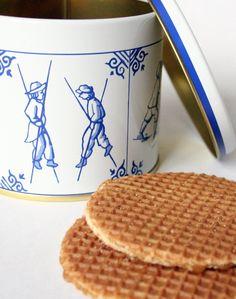 Stroopwafels! Een geweldige Nederlandse uitvinding