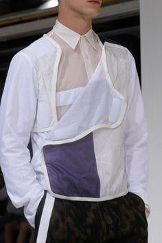 Dries Van Noten Spring 2013 Menswear Fashion Show Details