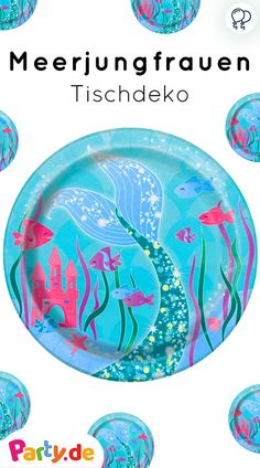 "Konfetti-Set /""Zauberhafte Meerjungfrau/"" 34 g"