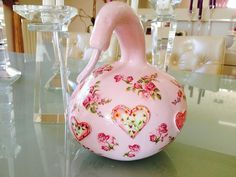 Pembe kalpli su kabağı