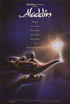 Aladdin : See All 53 Walt Disney Animation Movie Posters