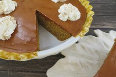 Pumpkin Pie Cake tutorial  - SugarEd Productions