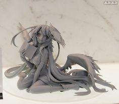 No Game No Life - 1/7 - Jibril - Phat Company (?) - Statuen / PVC - Figuren - Japanshrine