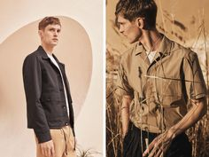MANGO Introduced Collection of Clothing Made of Sustainable Materials Sustainability, Military Jacket, Mango, Clothing, Collection, Fashion, Manga, Outfits, Moda