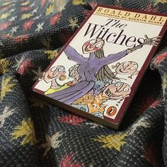 guiltless reading: #Friday56 and #BookBeginnings: The Witches