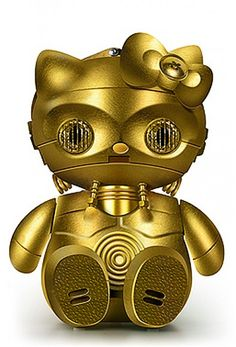 Hello Kitty Collection C3PO