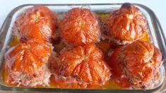 tomates farcies au boeuf légères et moelleuses