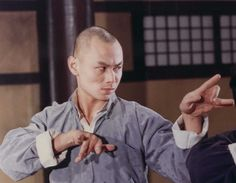 "Gordon Liu in ""Raiders of Buddhist Kung Fu""."