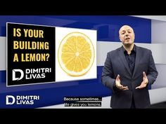 Is your Building a Lemon? - Dimitri Livas - Fixing Broken Buildings #21