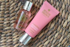 Review by @BeautyLovesbe #MoltonBrown Rhubarb & Rose xxx