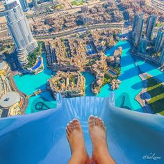 city, summer, and Dubai kép Andorra, Selfies, Dubai, Voyager Loin, Luxury Swimming Pools, Luxury Pools, Water Images, Rich Life, Water Slides
