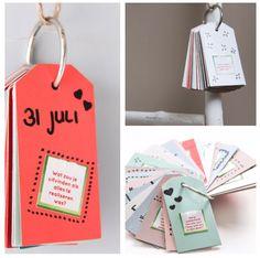 Wat te doen met die leuke Pickwick vragen? De leukste ideeën op onze blog! Easy Crafts, Diy And Crafts, Arts And Crafts, Diy For Kids, Crafts For Kids, Creative Diary, Bible Crafts, Some Cards, Birthday Presents