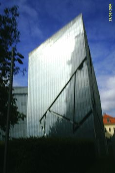 The Jewish Museum - Berlin - such a sad place.