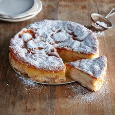 A cream torte is like a cross between a cake, a custard, and a dutch baby. The…