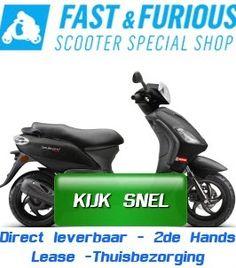 Woon jij in Almere en ben je op zoek naar een nieuwe of 2dehands scooter? Kijk snel hier waar je goedkopere online een scooter kan kopen dan in de winkel.