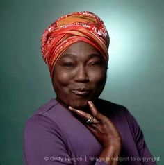 Esther Rolle, First African American and first person to win the Emmy Award Best Supporting Actress in a Miniseries // Good Times was one of my favorite TV shows. Turbans, Kings & Queens, Cultura General, African American Women, African Americans, By Any Means Necessary, Black History Facts, Black Pride, African Diaspora