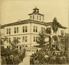 1880'Lİ YILLAR ANATOLIA COLLEGE, MARSOVAN.. #Amasya #Merzifon