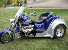 Used 2010 Boss Hoss 32 Coupe Trike for Sale in Plainsboro, New Jersey