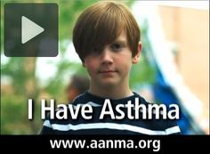 both of my sons have asthma.