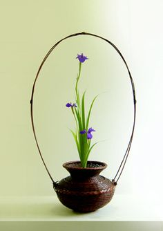 26 Lovely And Unique Ikebana Flower Arrangements