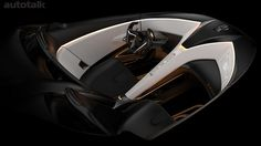 Chevrolet Introduces Mi-ray Roadster Concept For Seoul Motor Show | Chevy at AutoTalk