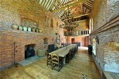Check out this property for sale on Rightmove! Elegant Dining Room, Inside Outside, Historical Architecture, Water Slides, Business Planning, Property For Sale, Castles, House, Big