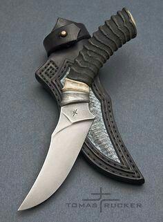 Thomas Rucker Custom Knives