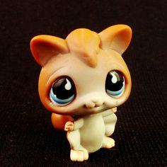 Littlest Pet Shop 787 Sugar Glider Flying Squirell Bat LPS Toy HASBRO 2006