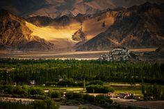 Ladakh, India, pure surreal heaven. http://www.lonelyplanet.com/india/jammu-and-kashmir/ladakh