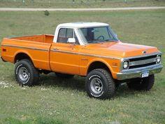 Chevrolet : C/K Pickup 1500 C 10 k10 1969 Chevrolet K10 Pickup SWB Solid rust free pickup 67 68 70 71 72 4X4 - http://www.legendaryfind.com/carsforsale/chevrolet-ck-pickup-1500-c-10-k10-1969-chevrolet-k10-pickup-swb-solid-rust-free-pickup-67-68-70-71-72-4x4/