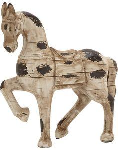"UMA Inc Ps Horse 12""W, 14""H"