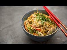 Ha szereted az ázsiai ételeket, akkor ezek közül válogass! Videóval is segítünk az elkészítésükben.