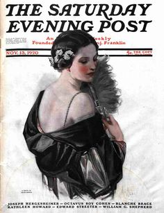 Cover of The Saturday Evening Post November 13, 1920
