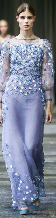 Luisa Beccaria Collection  Spring 2015  ✏ James Mitchell⚜
