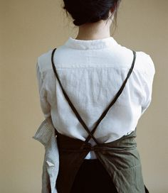 apron by ouur studio