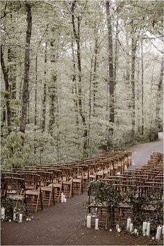 Whimsically Wooded RT Lodge Wedding Stunning Woodland Wedding in Great Smoky Mountain National Park. The post Whimsically Wooded RT Lodge Wedding & Illustration/Photography/Art appeared first on Forest party theme . Wedding Ceremony Ideas, Rustic Wedding Venues, Lodge Wedding, Wedding Ceremonies, Chic Wedding, Wedding Bride, Wedding Locations, Wedding Reception, Wedding Dresses