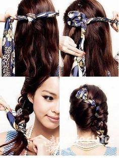 ribbon braid