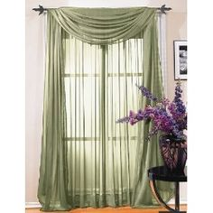 1000 Images About Pretty Curtain Scarf Ideas On Pinterest