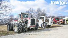 Big Bud 325 and Big Bud 250 in Indiana, USA.