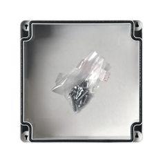 Industrijsko kućište sivo,sivi poklopac,130x130x75mm IP65 - 67 kn