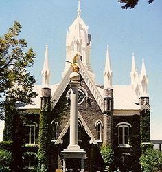 Mormon Church- Salt Lake City, Utah