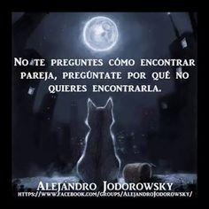 Alejandro Jodorowsky 8 frases en imagenes
