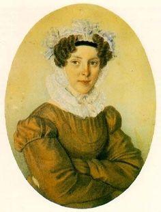 Alexandra Nikolaevna Goncharova (in the marriage of Frizengof) Russian Image, Russian Poets, Mona Lisa, Art Gallery, Watercolor, History, Artwork, Painting, Vip