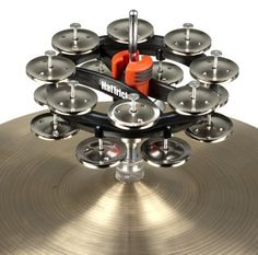 Rhythm Tech RT7422 Hat Trick G2 Double Nickel Jingles by Rhythm Tech. Save 34 Off!. $33.43. Rhythm Tech pioneered the original and much imitated Hat Trick 18 years ago, a simple Hi-Hat tambourine that gave drummers a way to play tambourine patterns with their hi-hat pedal. Now we offer the Hat Trick G2. A significant step ahead featuring a unique Quick Release Knob that makes it fast and easy to put it on and take off the Hi-Hat pull rod. The G2 Double Row offers even more v...