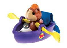 """Fisher-Price """"Wonder Pets"""" Roll 'n' Rescue Linny Wonder Pets, Bath Toys, Fisher Price, Toy Chest, Gray, Grey"""