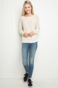 Leia Sweater