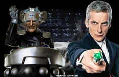 Doctor Who: Series 9 & The Return Of Davros? | Warped Factor - Words in the Key of Geek.
