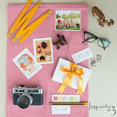 Inspiration #3 inspired by Wes Anderson's movie Moonrise Kingdom! Styling & Photo by Brancoprata.